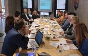 Executive meeting held in Igualada