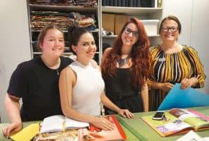 Designers from Santo Tirso visiting Borås