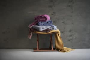 Klippan Yllefabrik is 140 years old – launches collection of Swedish wool