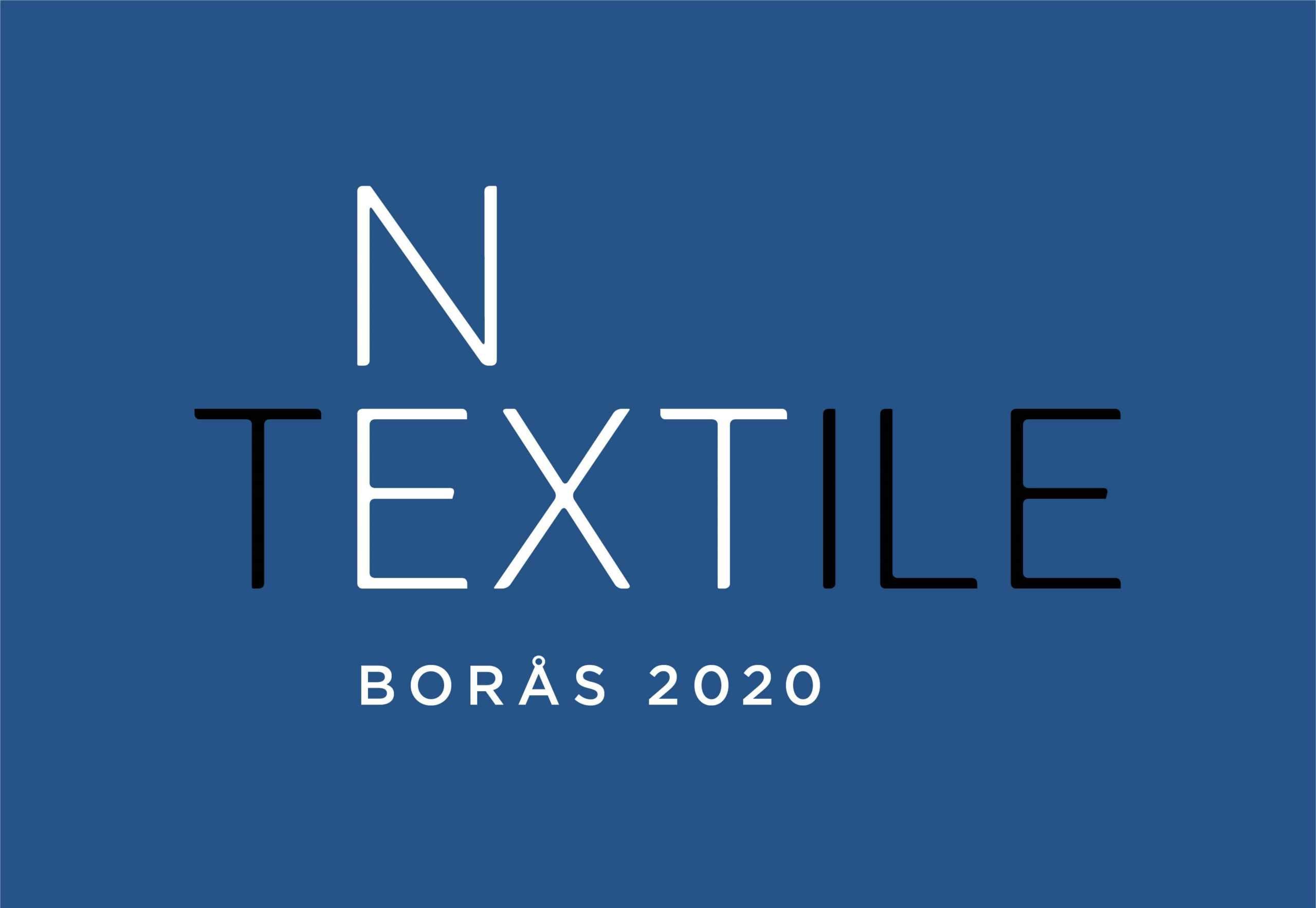 NEXT TEXTILE 2020: October 22, 2020.Save the date!