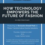 HOW TECHNOLOGY EMPOWERS THE FUTURE OF FASHION