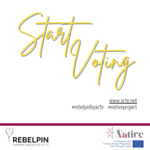 Voting for the Rebelpin Fashion Awards
